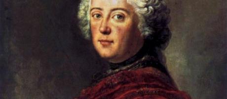 Frederico II da Prússia aboliu a pena de morte para crimes de sodomia