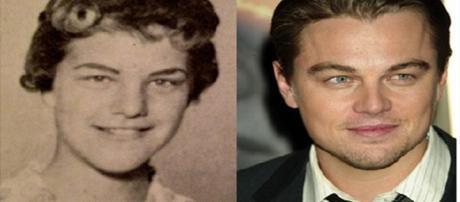 Pessoas do passado semelhantes com atores