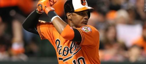 Adam Jones wasn't pleased with the racist remarks spoken at him in the game against the Red Sox- pressboxonline.com