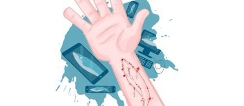 """""""Baleia Azul"""" um jogo online que no fim leva os jogadores a cometerem o suicidio"""