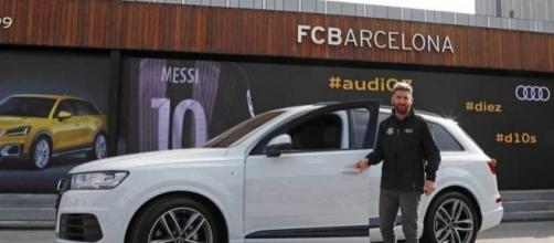 CADEAU : Les joueurs du Barça ont choisi leur nouvelle voiture | 90min - 90min.com