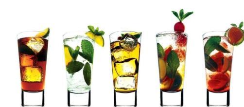 Con ginebra o ron, los cócteles son perfectos para cualquier ocasión.