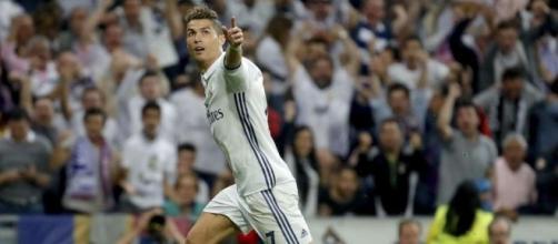 Cristiano Ronaldo sigue agrandando su leyenda europea con el Real Madrid. Foto: images.clarin.com