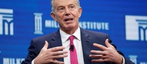 Former UK prime minister Tony Blair announces he's ready to get ... - scmp.com