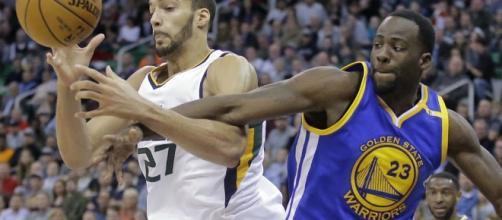 Game 1 Preview: Golden State Warriors vs. Utah Jazz | Basketball ... - basketballinsiders.com