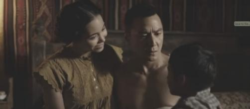 'Into the Badlands' Sunny battles his demons as he fights poisoning by the Abbotts | Screenshot via Youtube