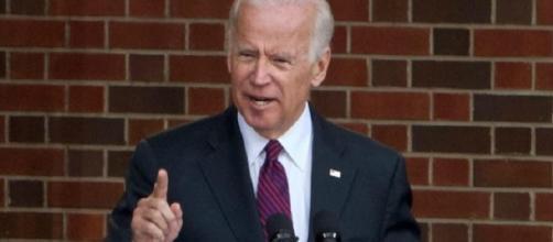 Joe Biden addresses if he plans to run in 2020 [Image credit: @MetroBOS /Twitter]