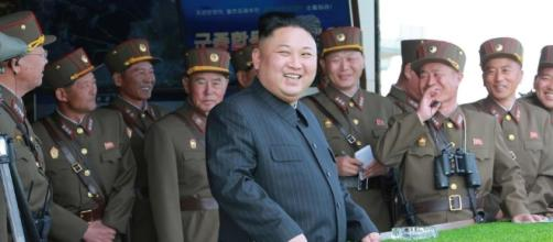 Kim Jong-un threatens to blow up US Navy fleet with SINGLE missile ... - thesun.co.uk