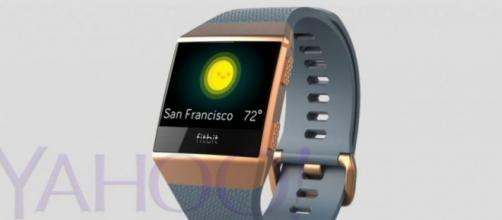 Leaked photos reveal that Fitbit's upcoming smartwatch looks like ... - longislandtechnologynews.com