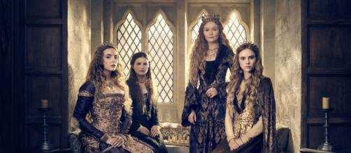 Lizzie's sisters are married off in 'The White Princess' [Image via Blasting News Library]