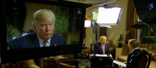 Our john dickerson asks donald trump why he thinks clinton should ... - scoopnest.com