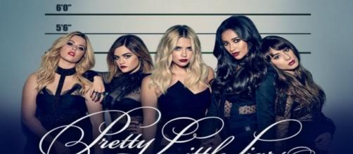 Pretty Little Liars tv show logo image via Flickr.com