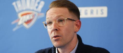 Sam Presti has alot on his plate this offseason, including making Russell Westbrook happy - newsok.com