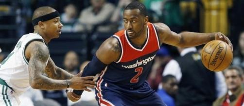 Thomas' 33, Celtics' 3s too much for Wizards in 123-111 win | News OK - newsok.com