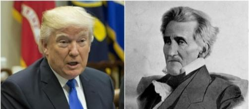 Trump Being Compared to Former President Andrew Jackson - voanews.com