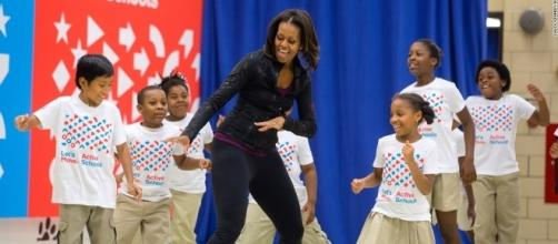 Trump memo outlines end to Michelle Obama's girls education ... - cnn.com