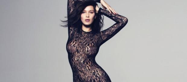 Bella Hadid Style - Gigi's Sister Models Latest Fashion - elle.com