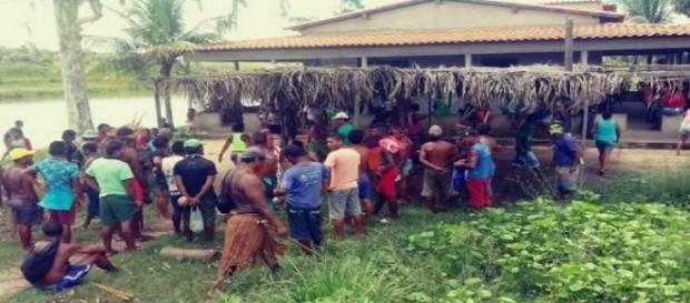 Conflitos pela terra são comuns na região e Maranhão registrou 13 assassinatos em 2016 em função de disputas (foto: Cimi)