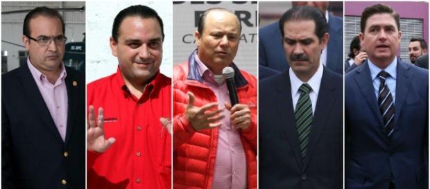Crece la lista de ex gobernadores corruptos.