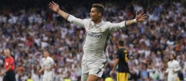 Cristiano llegó a 103 goles en su carrera en Champions League. UEFA.com.