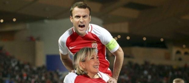Duel politique et footballistique. Source : 20 minutes