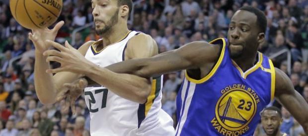 Game 1 Preview: Golden State Warriors vs. Utah Jazz   Basketball ... - basketballinsiders.com