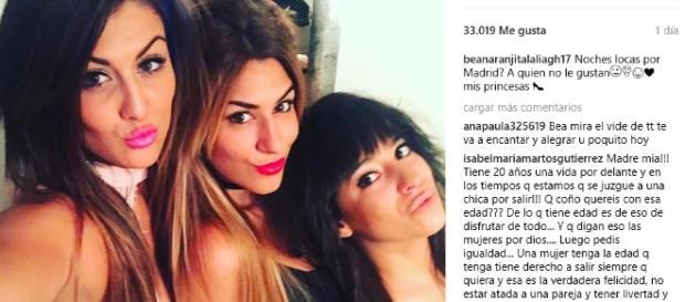 #GH17 ¡Bea incendia las redes con una supuesta infidelidad a Rodrigo!