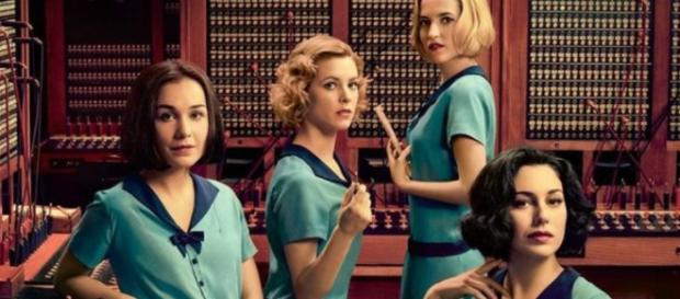 Las chicas del cable. Serie de Netflix