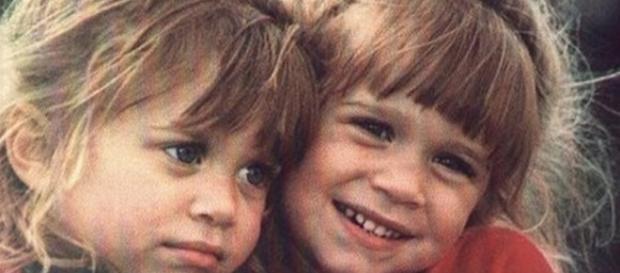 Lindinhas na infância, elas mudaram bastante