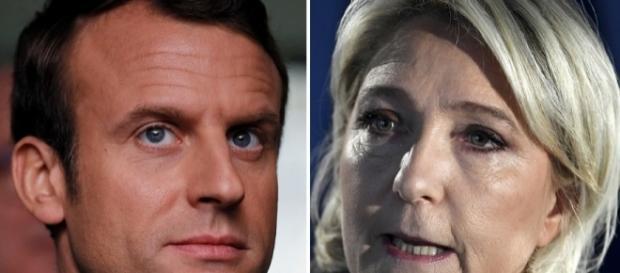 Macron - Le Pen : la Facho et le Démago