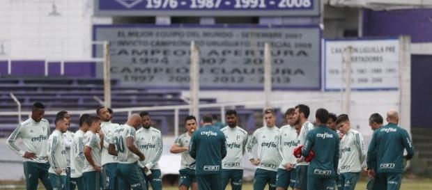 Palmeiras pode ter baixa no elenco