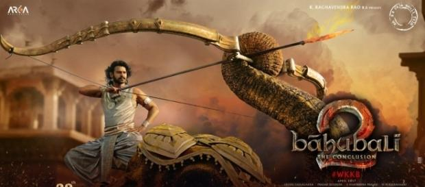 Prabhas from 'Baahubali: The Conclusion' movie