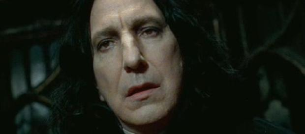 Severus Snape, tragic hero (Flickr)