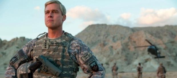 The teaser for Netflix's 'War Machine' starring Brad Pitt is here ... - businessinsider.com