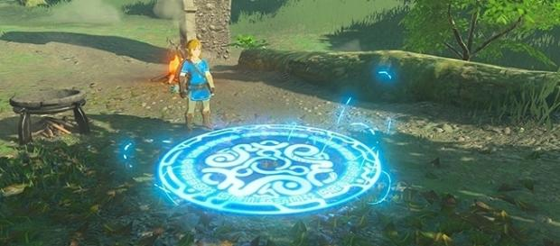 The Travel Medallion will let Link quickly travel to any point. (via Nintendo/IGN)