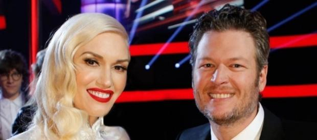 Wedding Bliss from Blake Shelton and Gwen Stefani's Cutest Moments - eonline.com