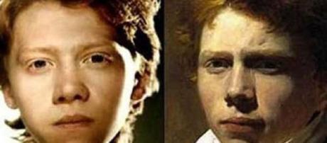 Algumas semelhanças físicas assustam
