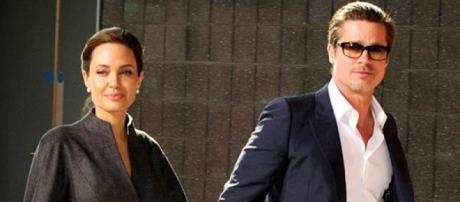 Brad Pitt & Angelina Jolie Back Together? Reportedly Dating Again ... - hollywoodlife.com