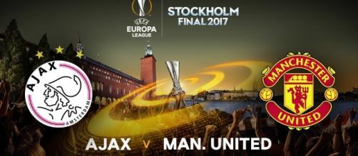 Ajax vs Manchester United Europa League Final - @rccelta