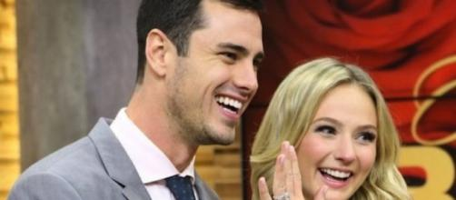 Bachelor' Ben Higgins And Lauren Bushnell Reveal Travel Plans ... - pinterest.com