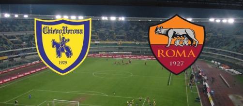 LIVE Chievo Verona Roma: appuntamento con il primo anticipo della 37^ giornata