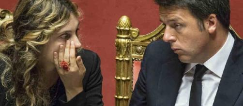 Il Consiglio dei Ministri dà l'ok alla riforma della Pubblica Amministrazione voluta dal ministro Madia, qui con l'ex presidente del Consiglio Renzi