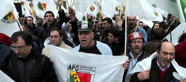 A 24 de maio, os militares da GNR vão manifestar-se mais uma vez.