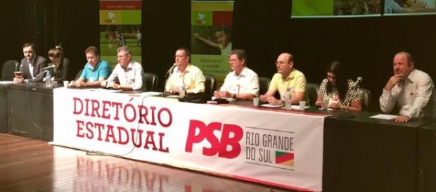 Após reunião, PSB decidiu deixar governo Temer