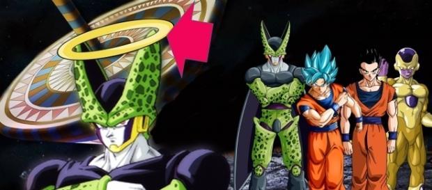 Cell es el nuevo villano de DBS