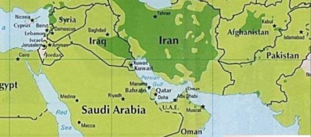 Geography of Shia Killing - iranreview.org Sunni Shia split