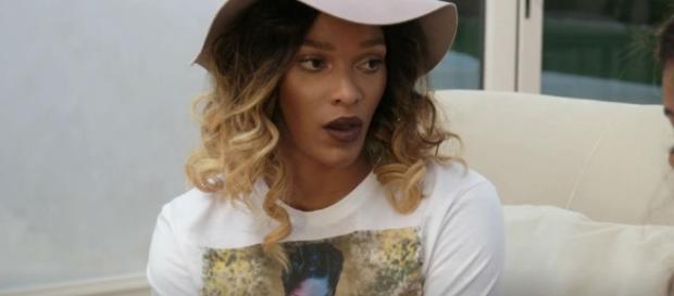 Love and Hip Hop Joseline announcing pregnancy image via VH1
