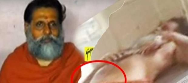 Mulher corta pênis de guru - Imagem/Google