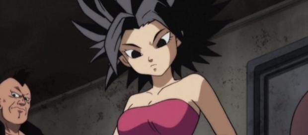 New female Super Saiyan will join the Tournament of Power. Photo via egarciaw/YouTube Screenshot