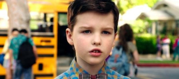 """O spin-off é baseado na infância da personagem Sheldon Cooper, o físico da série """"The Big Bang Theory""""."""